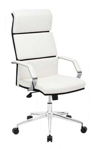 Lider Pro Office Chair - White