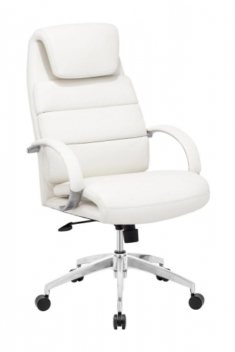 Lider Comfort Office Chair - White