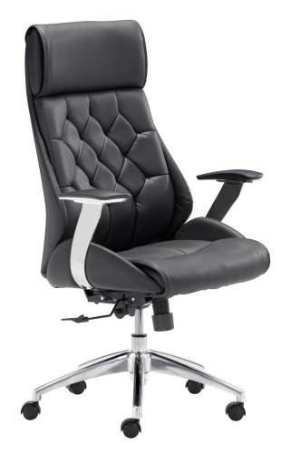 Boutique Office Chair - Black