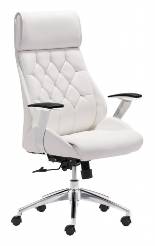 Boutique Office Chair - White