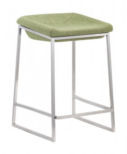 Lids Counter Stool - Green