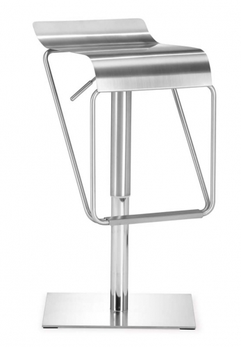 Dazzer Barstool - Stainless Steel