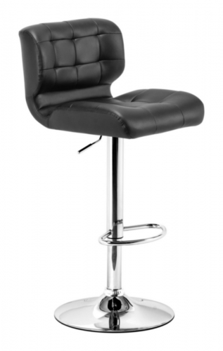 Formula Bar Chair - Black
