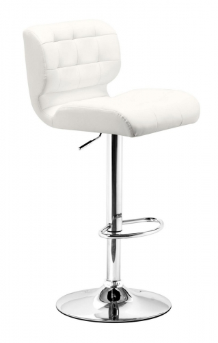 Formula Bar Chair - White