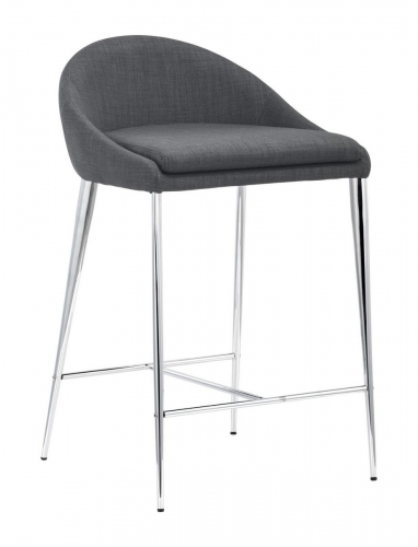 Reykjavik Counter Chair - Graphite