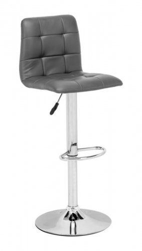 Oxygen Bar Chair - Gray