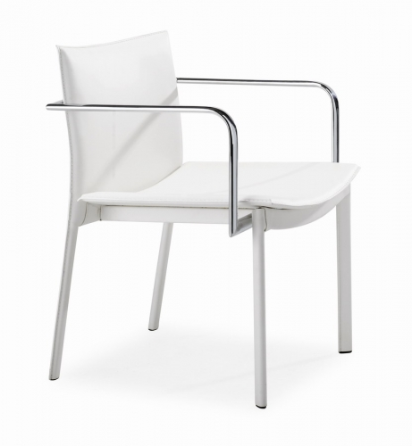 Gekko Conference Chair - White