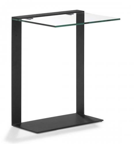 Zeon Side Table - Black