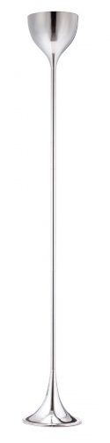 Neutrino Floor Lamp - Chrome
