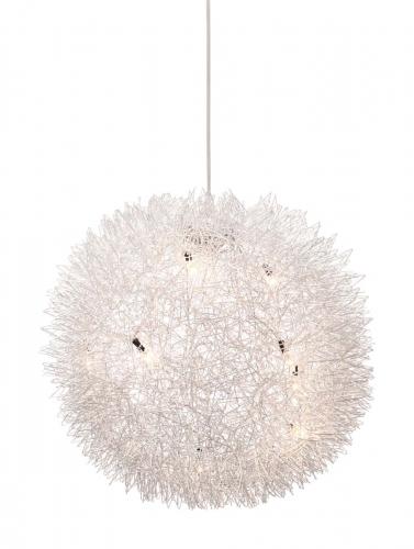 Warp Ceiling Lamp - Aluminium