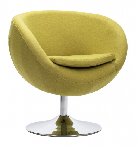 Lund Occasional Chair - Pistachio Green