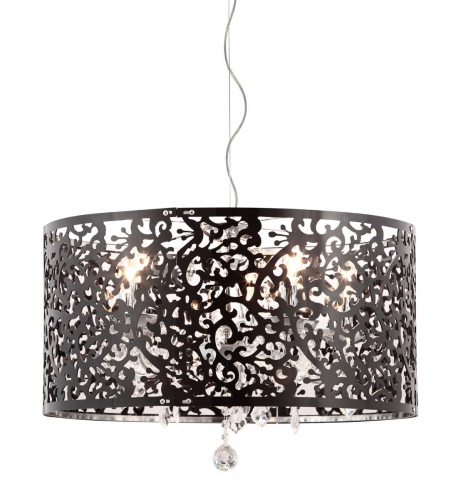 Nebula Ceiling Lamp - Black