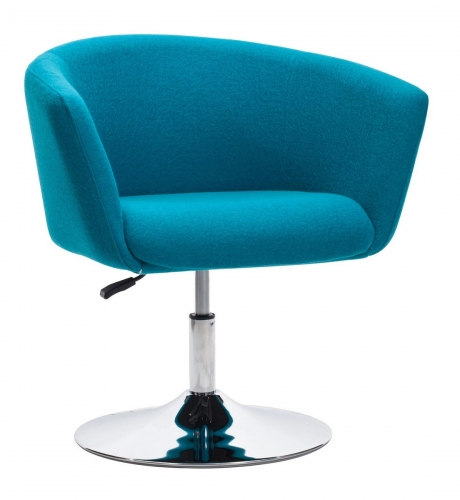 Umea Occasional Chair - Island Blue