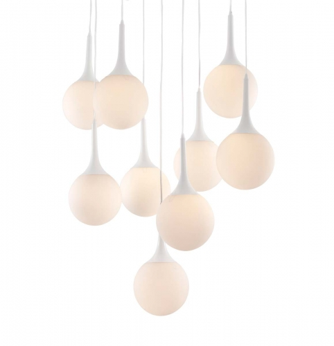 Epsilon Ceiling Lamp - White