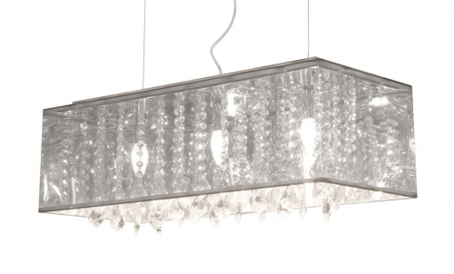 Blast Ceiling Lamp - Translucent