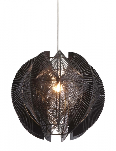 Centari Ceiling Lamp - Black