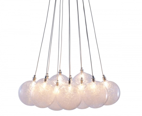 Cosmos Ceiling Lamp - Clear
