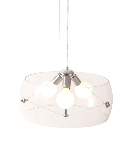 Asteroids Ceiling Lamp - Clear
