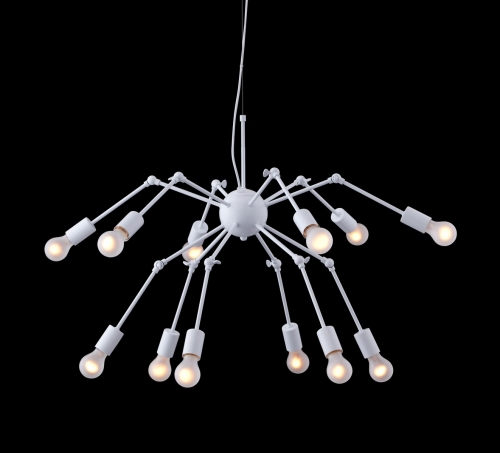 Sleet Ceiling Lamp - White