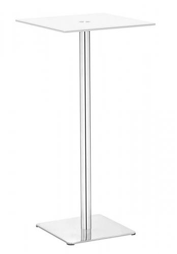 Dimensional Bar Table - White