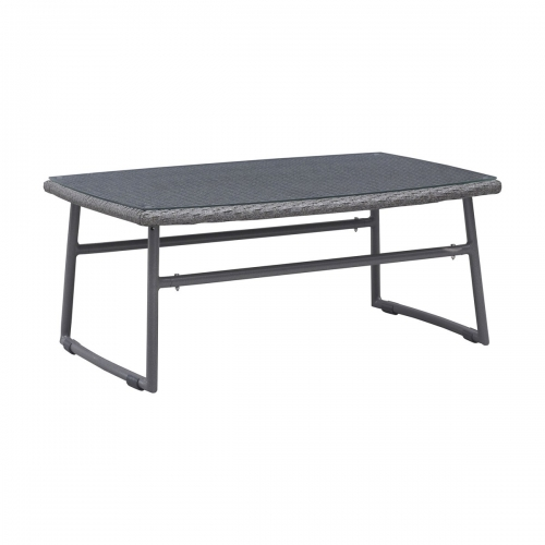 Ingonish Beach Coffee Table - Grey
