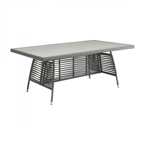 Sandbanks Dining Table - Grey