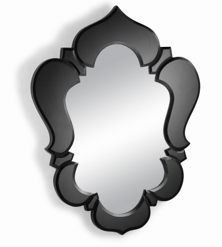 Vishnu Mirror - Black