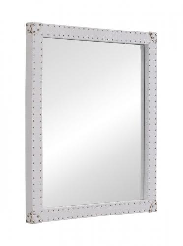 Smooth Mirror - White