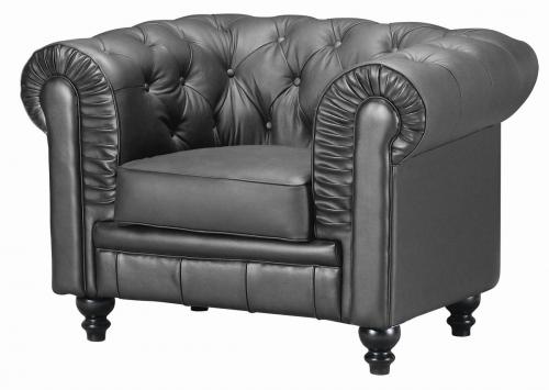 Aristocrat Armchair - Black