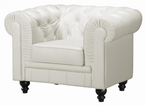 Aristocrat Armchair - White