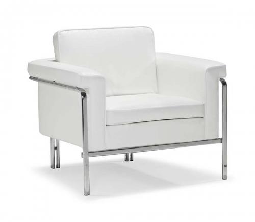 Singular Armchair - White