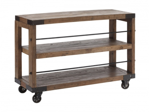 Fort Mason Shelf - Distressed Natural