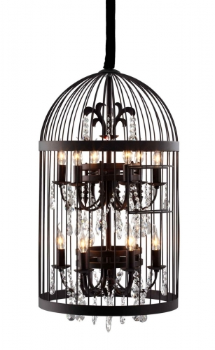 Canary Ceiling Lamp - Black