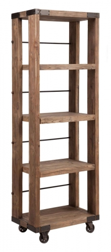 Kirkwood Shelf - Distressed Natural