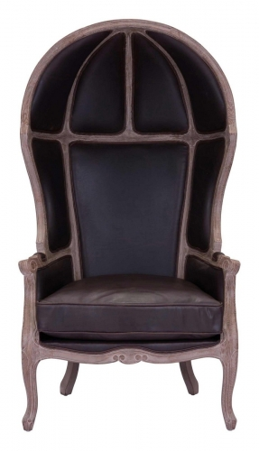 Ellis Occasional Chair - Brown